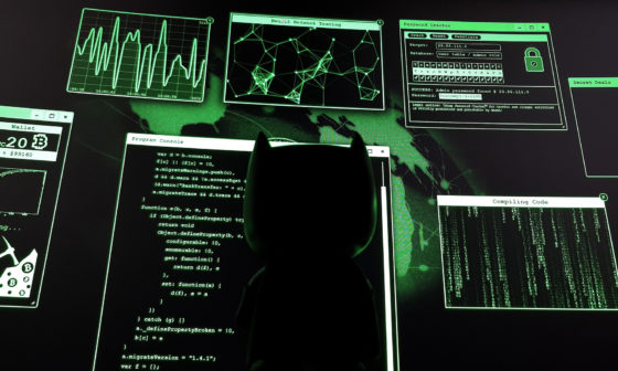 Batman hacker